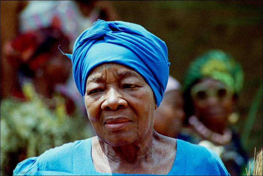 Pays Bassa, Cameroun, 1988