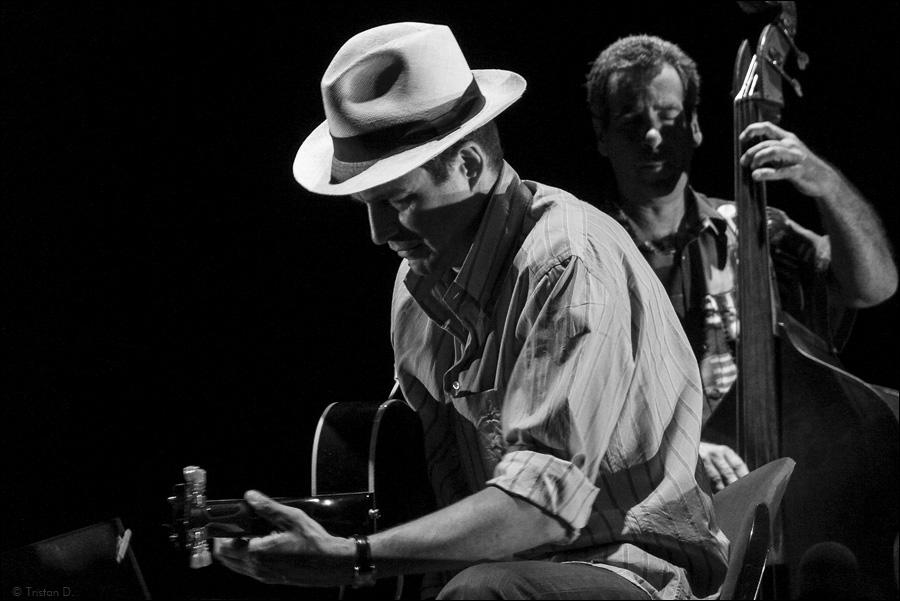 Olivier Giraudo et Pascal Masson en concert à Montpellier, 2007