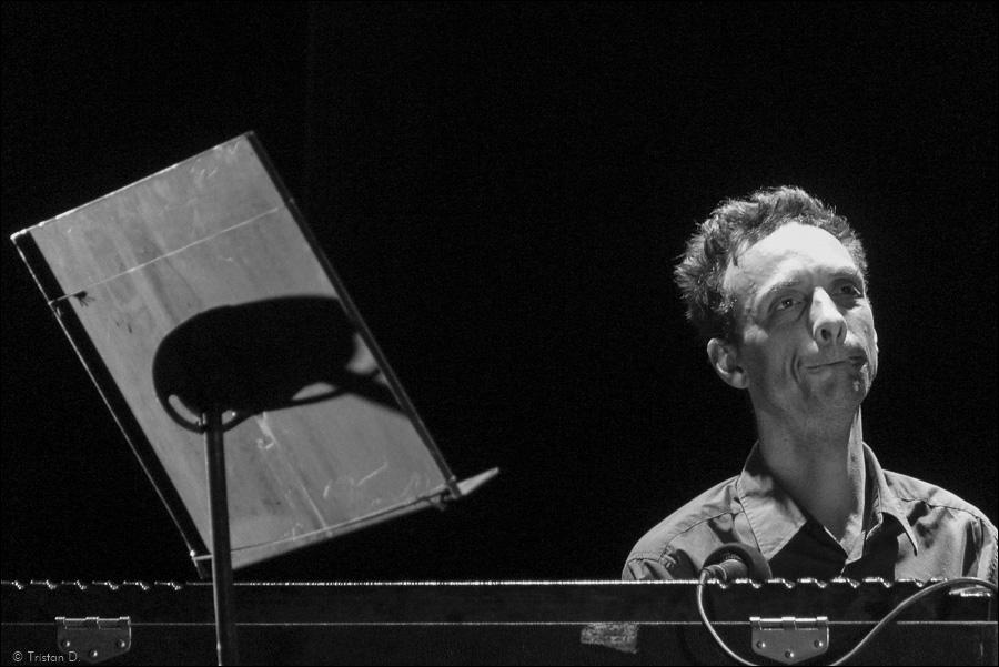 Pierre de Bethmann en concert à Montpellier, 2007
