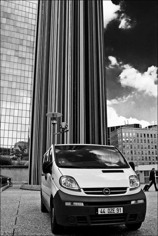 Paris La Défense, 2010