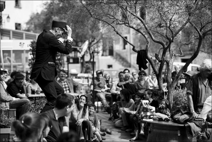 Chap / le crieur public / 3