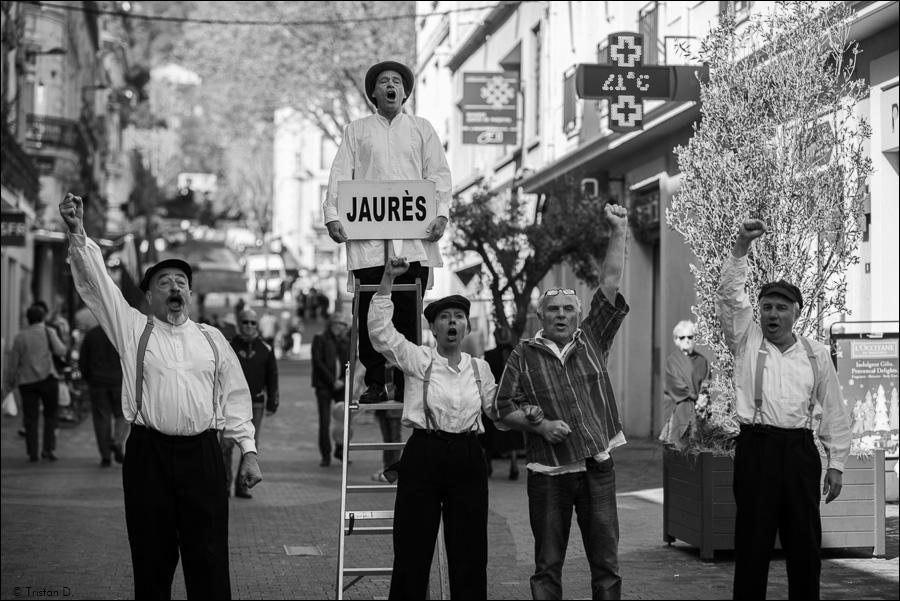 « Rue Jean Jaurès » / 1