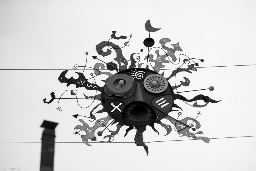 Chap / la sculpture lauréate de 2014