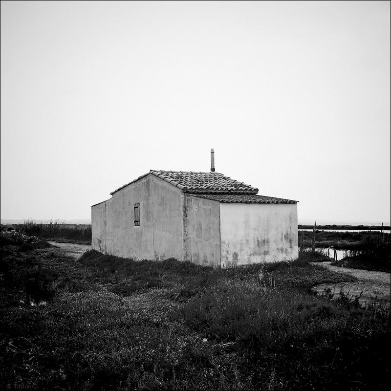 Cabanes du salaison / 1