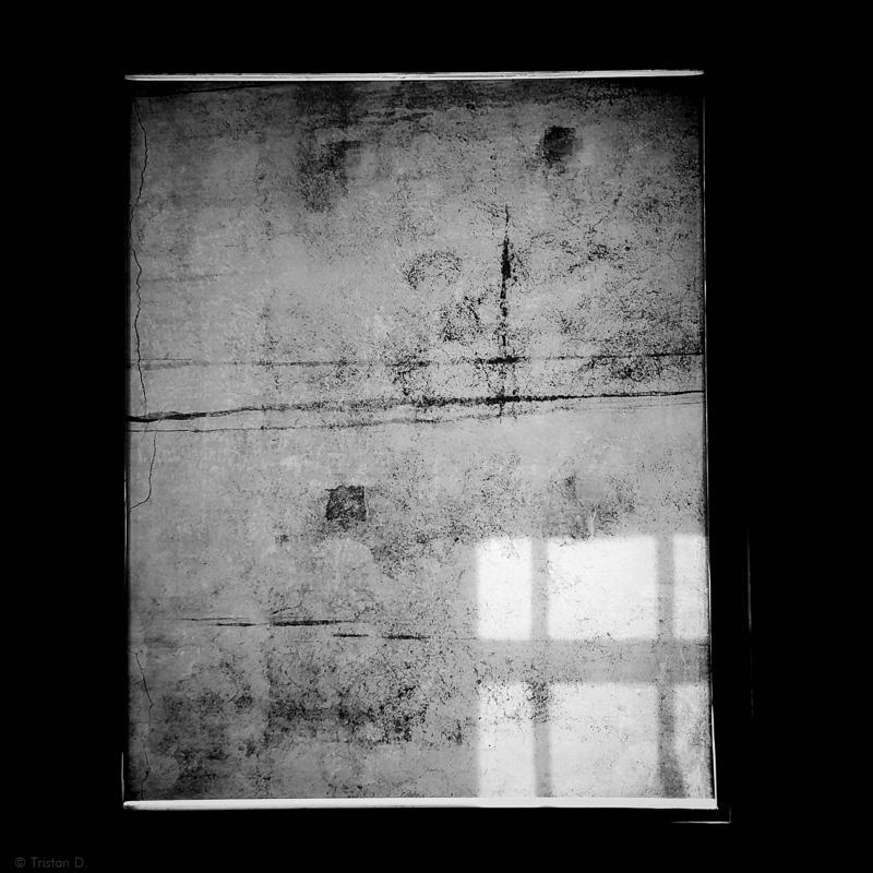 Fenêtre voilée